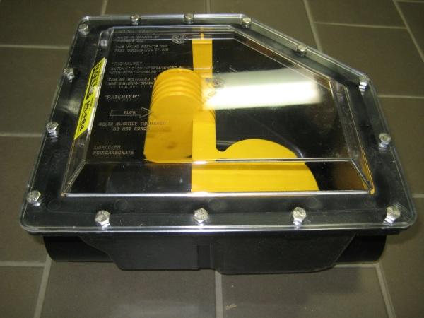 New backwater valve ML-FR4