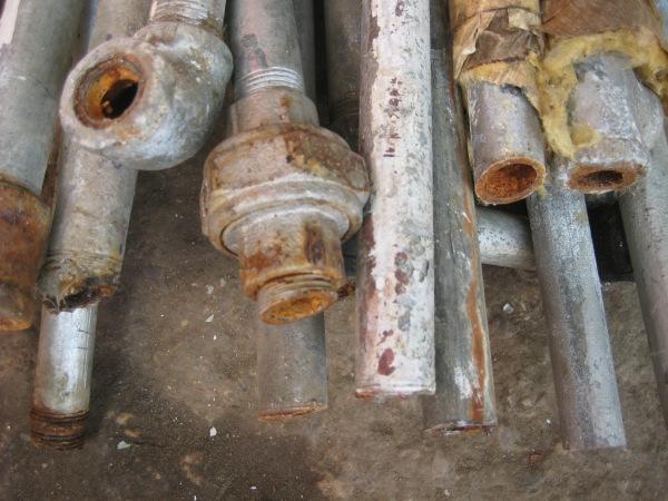 Repair Replace Water Pipes