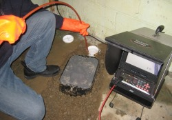 Sewer-line-inspection