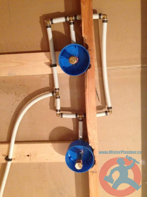 PEX-pipes-connection