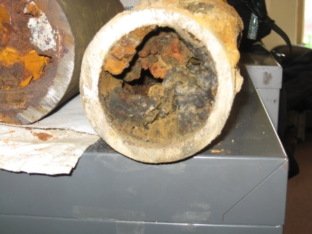 Toronto replacement of aging pipes