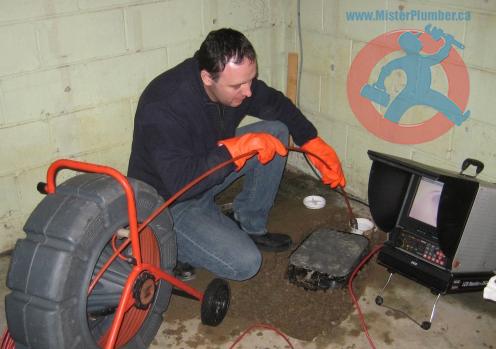 Toronto-drain camera-inspection