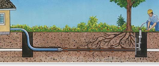Toronto-trenchless pipe repair