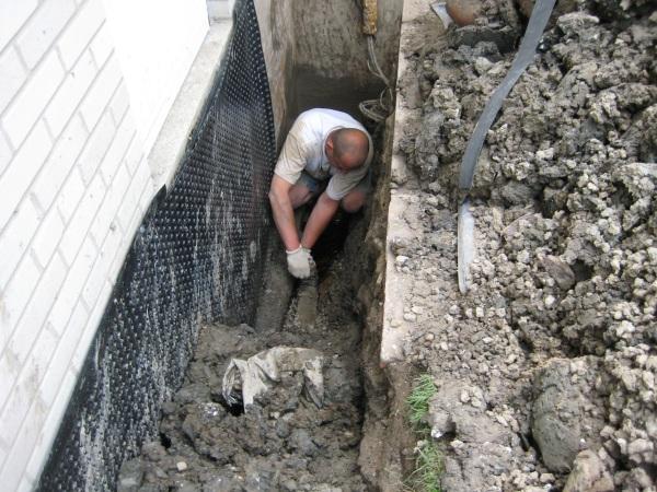 roots drain Toronto