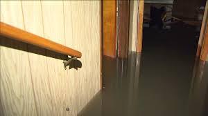 toronto plumber basement flooding