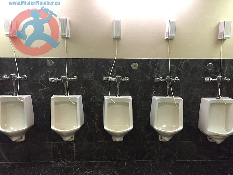 washroom urinals