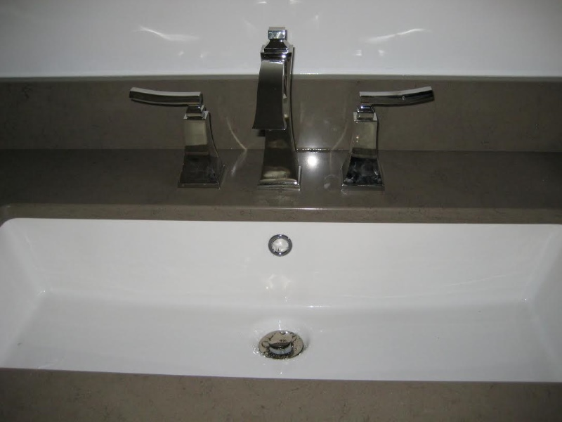 washroom sink
