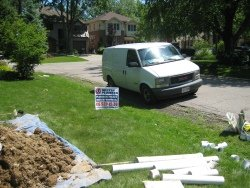 drain services by Mister Plumber