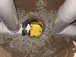 Mississauga-Backwater_valve_installation