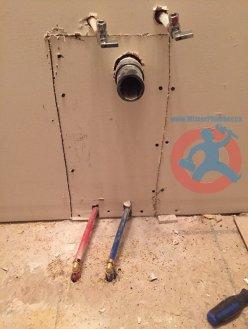 PEX water pipes 1 2