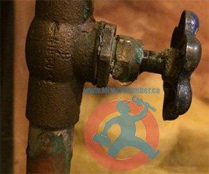 main shut off valve sm 1