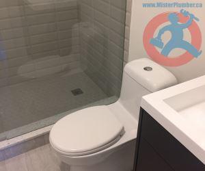 3 p.c. washroom s