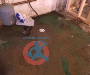 floor drain branch installation s
