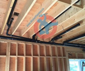 ABS drain install s
