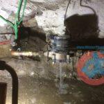 Water meter leakage s