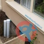 Backwater valve for basement flood s
