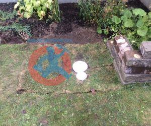 backwater valve installation outside s