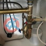 connection-of-kitchen-drain-in-a-condo-s