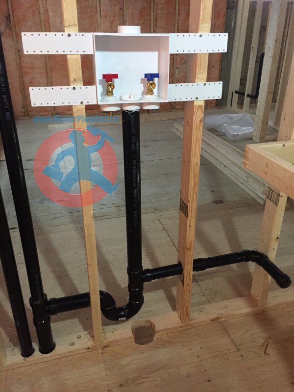 Laundry stand pipe
