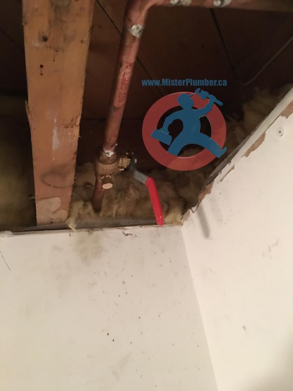 valve with drain port