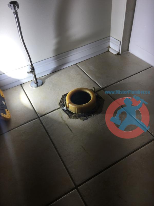 toilet gasket