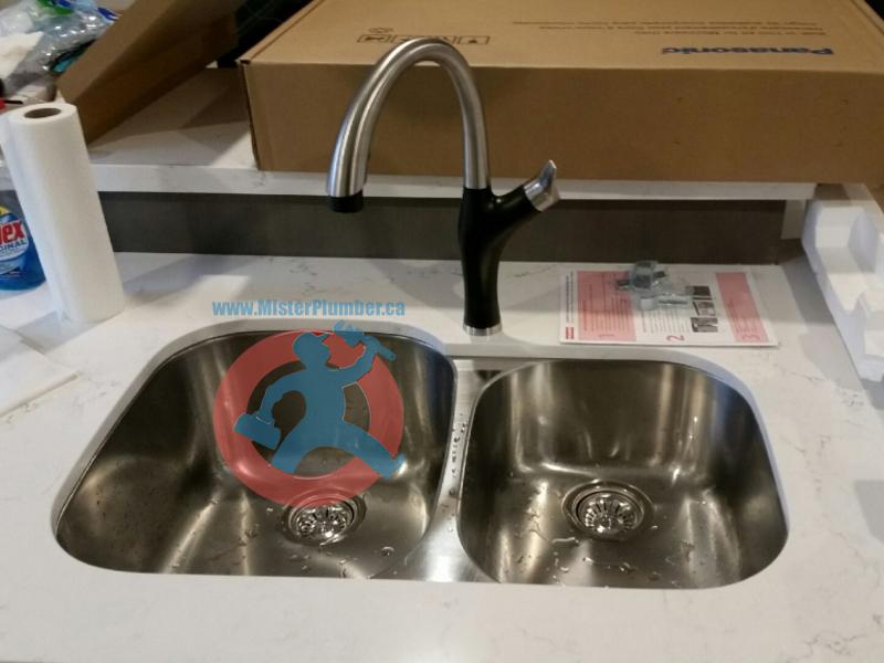 kitchen plumbing Toronto