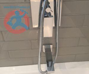 Shower temperature control s