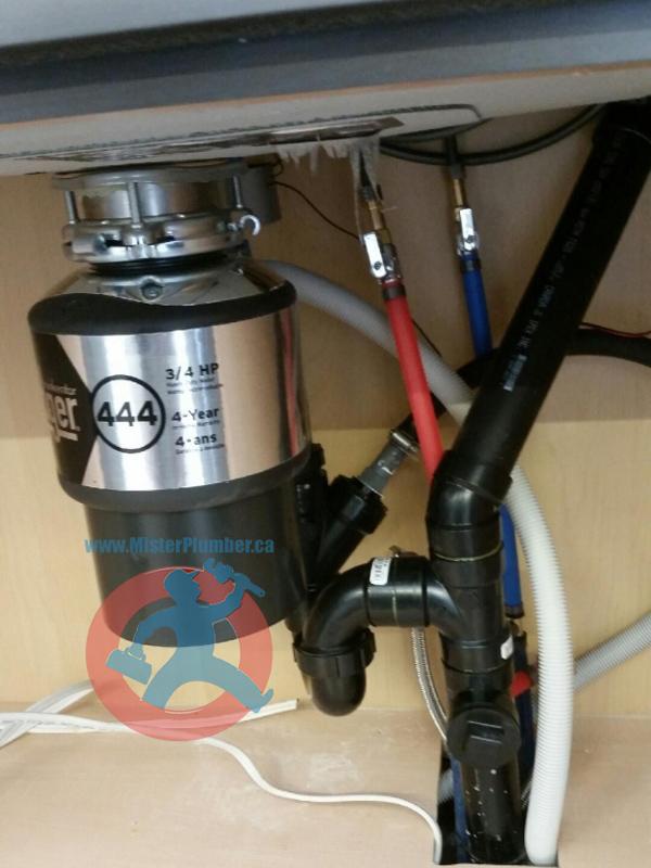 food garburator