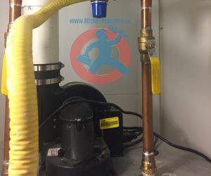 mixing valve install s