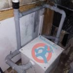 Grease trap connection s