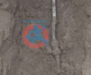 Underground lead pipe replacement s