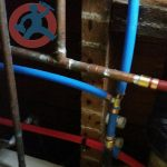 connection-of-copper-pipe