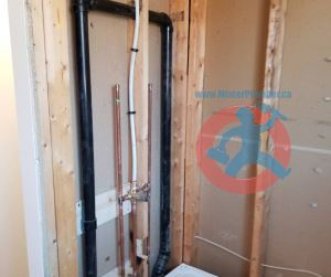 Bathtub and tap installation s