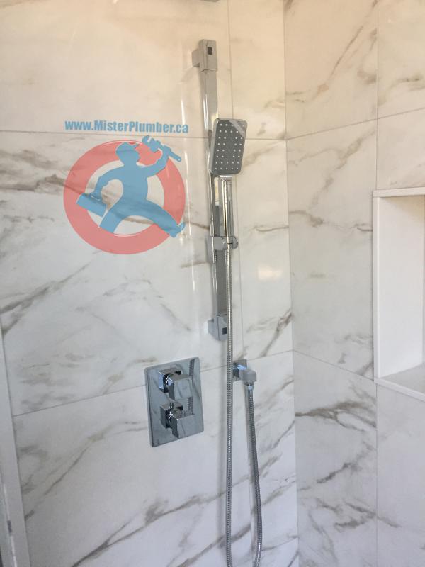 Shower tap repair