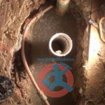 High water table around backwater valve s