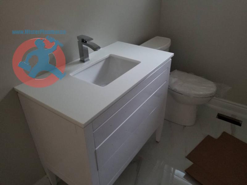 plumbing installations Toronto