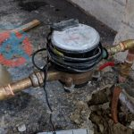 old-water-meter-connected