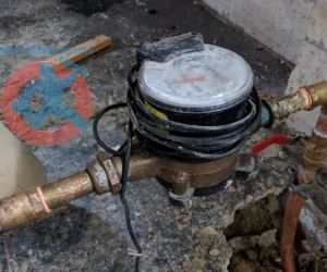 Old-water-meter-connected-s