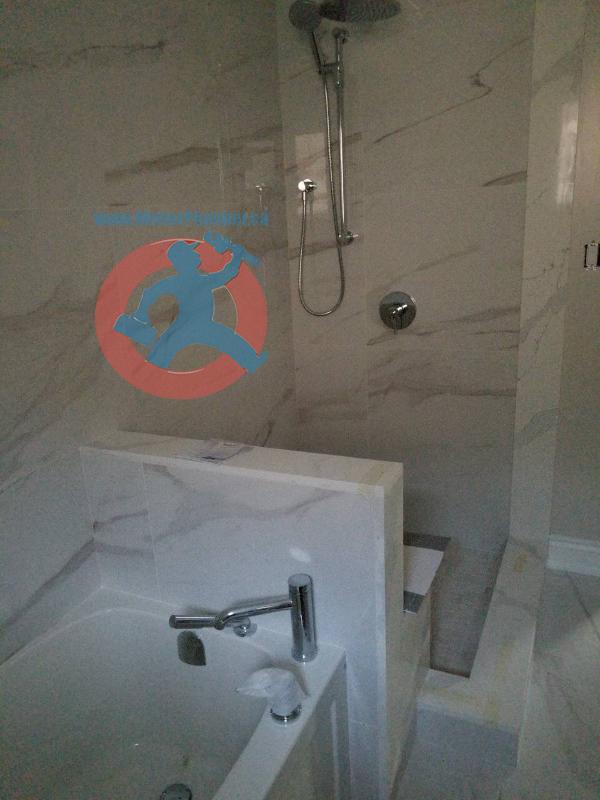 Toronto washroom plumbing upgrade