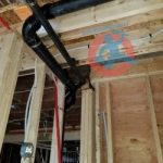 New ABS drain for house s