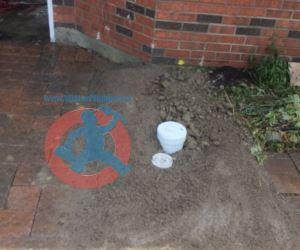 Sewage backup valve preventer s