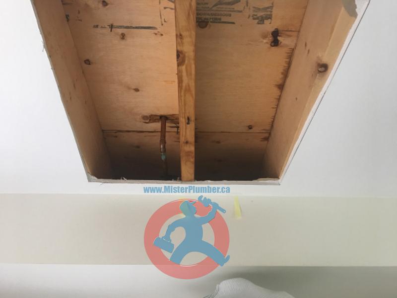 repair water leak