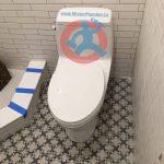 one-piece-toilet-installation