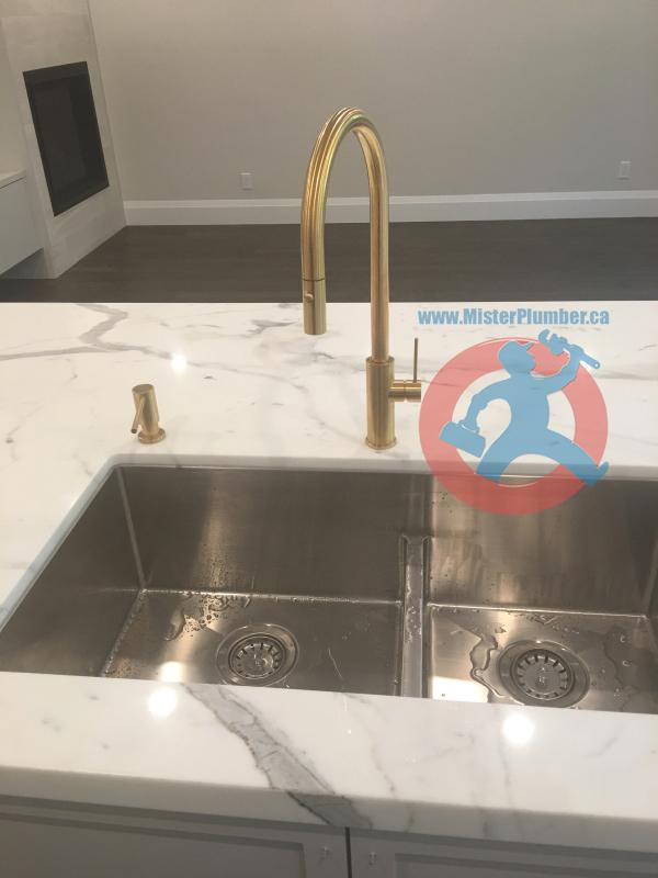 kitchen tap repair in Toronto
