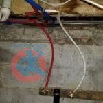 Washing machine stand pipe s
