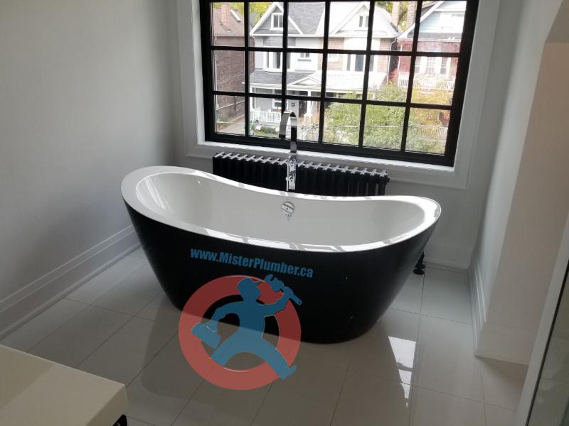 master washroom Toronto