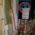 Pipes installation for water s