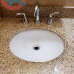 Lavatory 3pc faucet s