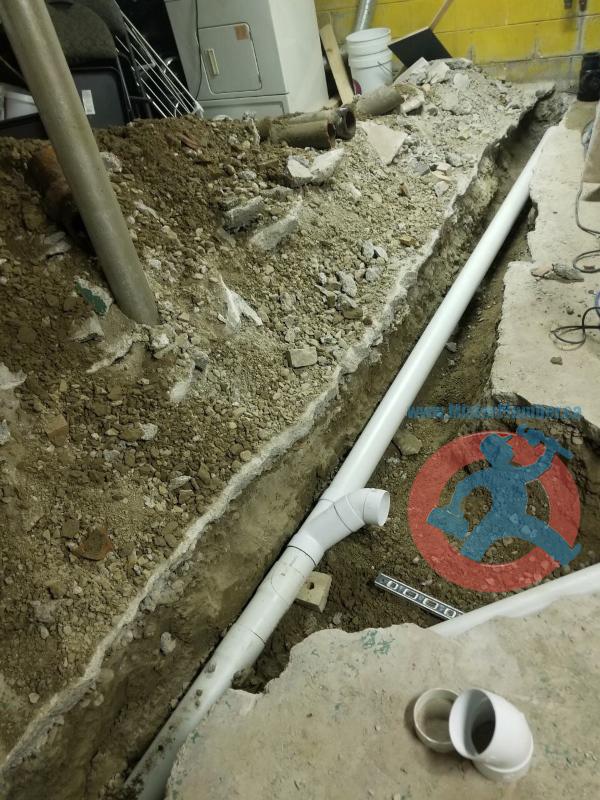 drain upgrade in Toronto