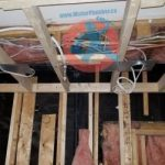 shower head pipe installation